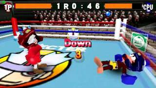 Ape Escape: On the Loose - Minigame: Specter Boxing
