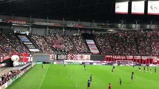 コンサドーレ札幌vsヴィッセル神戸 札幌ドームにて神戸ちゃんと! よう...