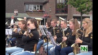 Jarige Harmonie maakt tournee door Nunspeet