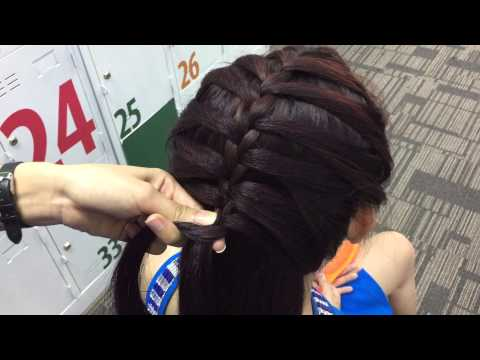 Tết tóc đuôi sam ( mobile )