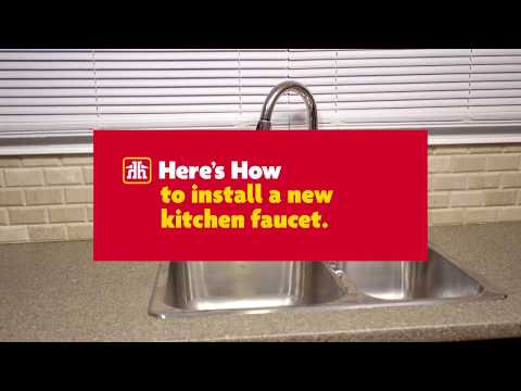 here's-how-to-install-a-new-kitchen-faucet