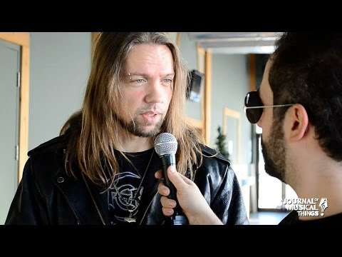 TÝR: An interview with Heri Joensen & Amon Djurhuus