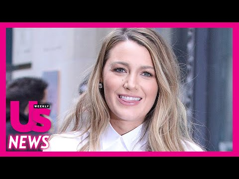 Blake Lively Names Her New Drink Brand After Late Father