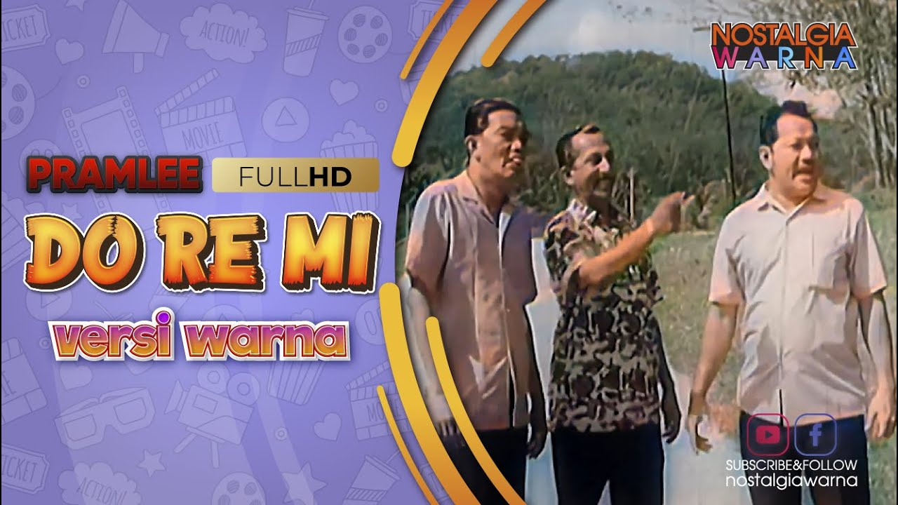 Download Do Re Mi FHD - Pramlee (versi warna) FULL