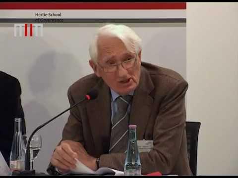 Jürgen Habermas | Professor Emeritus, Goethe-Universität, Frankfurt