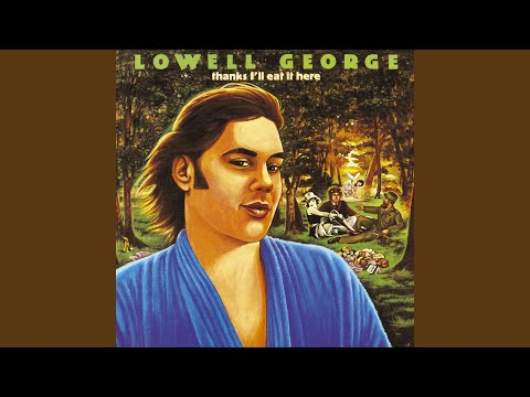 lowell george honest man