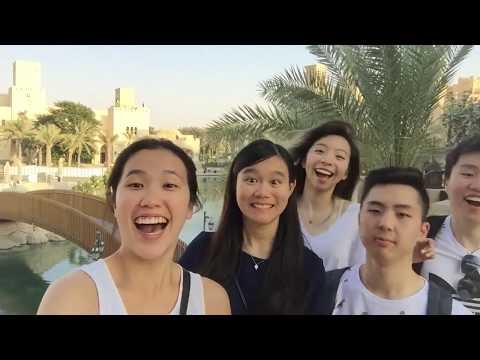 TRAVEL VLOG 🇦🇪 | GRADUATION TRIP | WE WENT TO UNITED ARAB EMIRATES - ABU DHABI, DUBAI (PART 2)