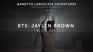 Jaylen Brown // #3 Draft Pick // Boston Celtics - BTS Vlog - 020