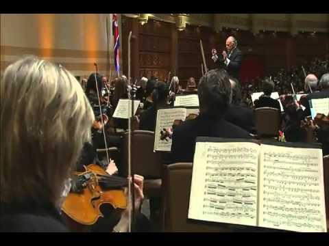 "New York Philharmonic live in Pyongyang, North Korea - Part 12/17 ""An American in Paris Part 1/2"""