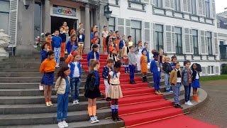 De opnames van Okido! van Kinderen voor Kinderen