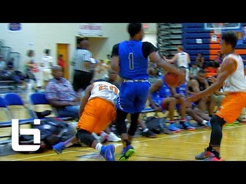 Trevon Duval With The Dirtiest Move You've Seen All Summer + Fab48 Top Plays