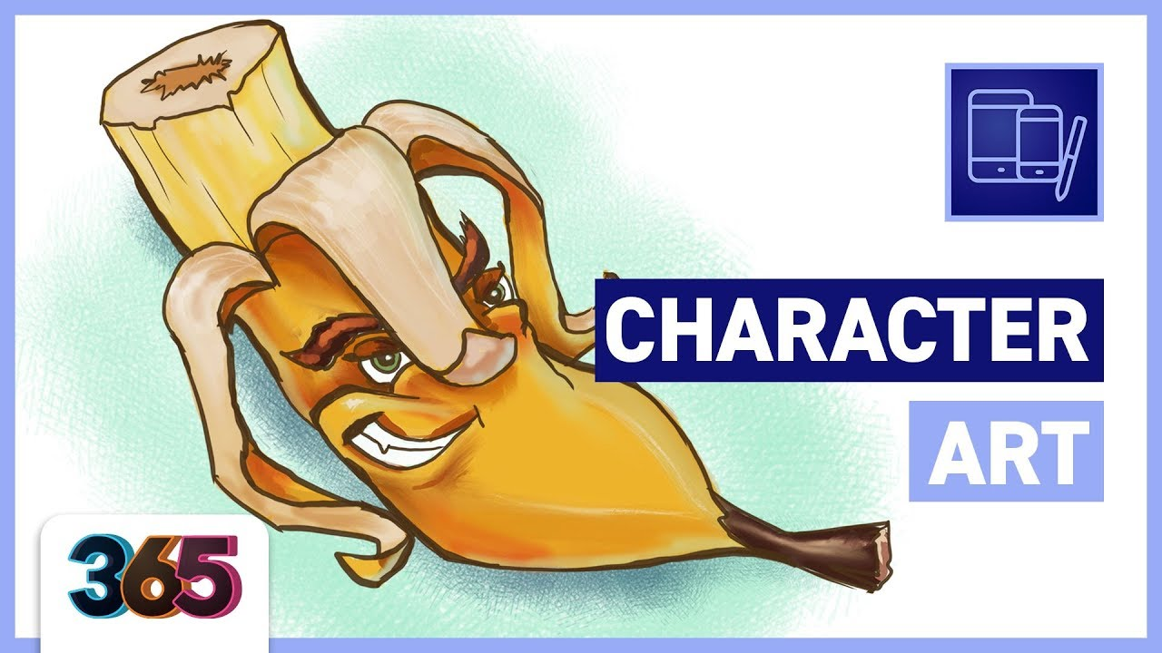 Procreate Character Design Tutorial : Character art procreate tutorial youtube