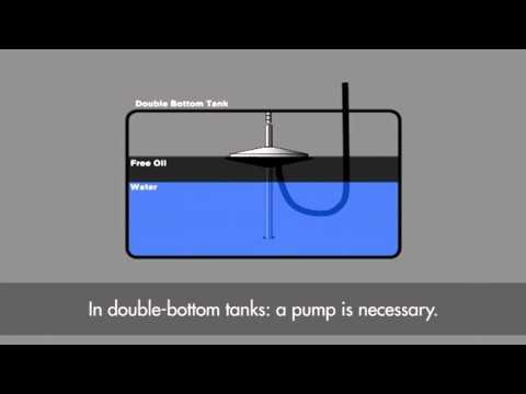 Turbulo Sludge Buoy – Tank Skimming Equipment