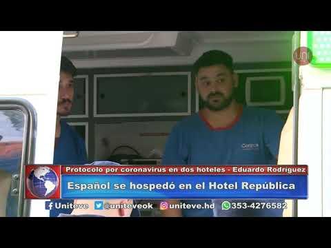 Protocolo Por Coronavirus En Dos Hoteles De Villa María