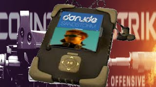*CS:GO* Darude - SandStorm Music Kit
