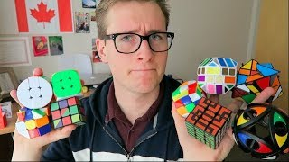Unboxing NINE New Puzzles!!!