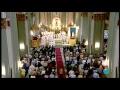 19/05/2017 Procesión y Santa Misa Centenario Virgen de Fátima desde Cartagena