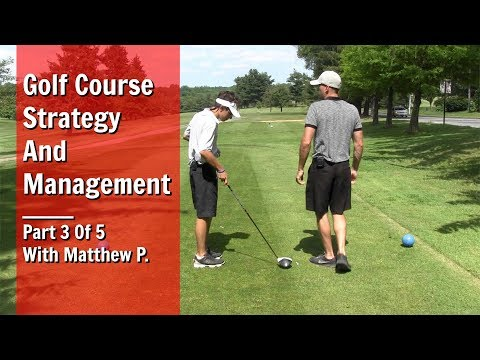 GOLF: Golf Course Strategy And Management – Part 3 Of 5 With Matthew P.