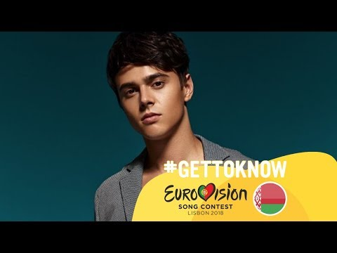 ESC 2018: Get to Know.... ALEKSEEV from BELARUS | Eurovision Song Contest 2018 🇧🇾