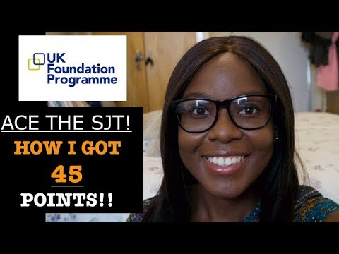 ACE THE SJT! How I got 45 POINTS + Discount Code!!! || Sam Forde
