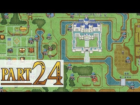 The Legend of Zelda: A Link Between Worlds - PART 24 - Hyrule Maiamai  Locations Guide (45 Total)