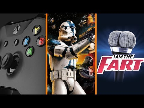 Xbox One X Next Gen or Not? + Battlefront 2 Multiplayer RETURNS + South Park Fart Contest