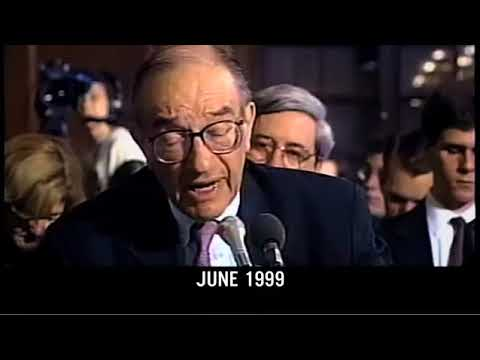 Alan Greenspan on why it is hard to see economic bubbles