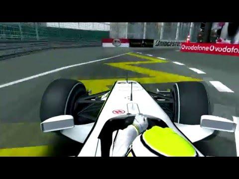 F1 2009 / BUTTON HOTLAP MONACO