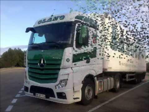 camion olano