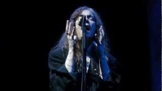 Patti Smith - Pissing In A River - Madison Square Garden, New York NY US - center rail HD