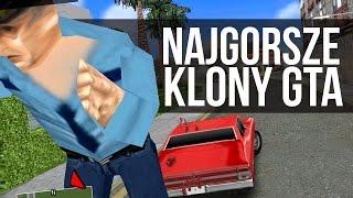 Najgorsze klony GTA - Gry z Kosza kontra podróbki Grand Theft Auto