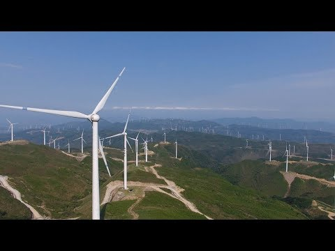 Southern China County Boosts Wind Power
