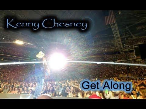 Kenny Chesney - Get Along | StewarTV