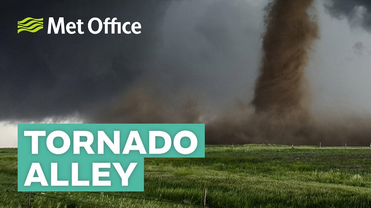 office tornado
