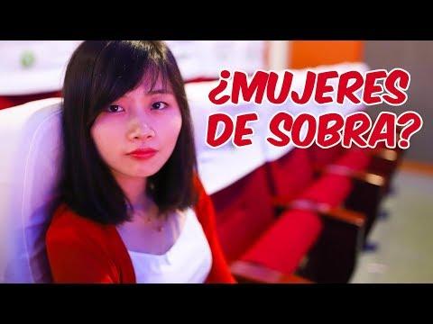 Las mujeres sobrantes de China