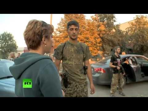 Ополченцы отбили Иловайск