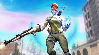 Most Aggro Solo Player // Fortnite Gameplay & Tips