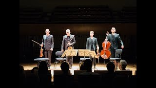 Mendelssohn : op. 80 (live Quatuor Kaplan 1er juillet 2018)