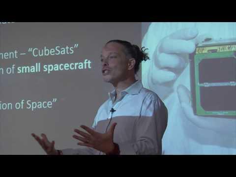 Space Law & The Future -- Sagi Kifr, Esq.