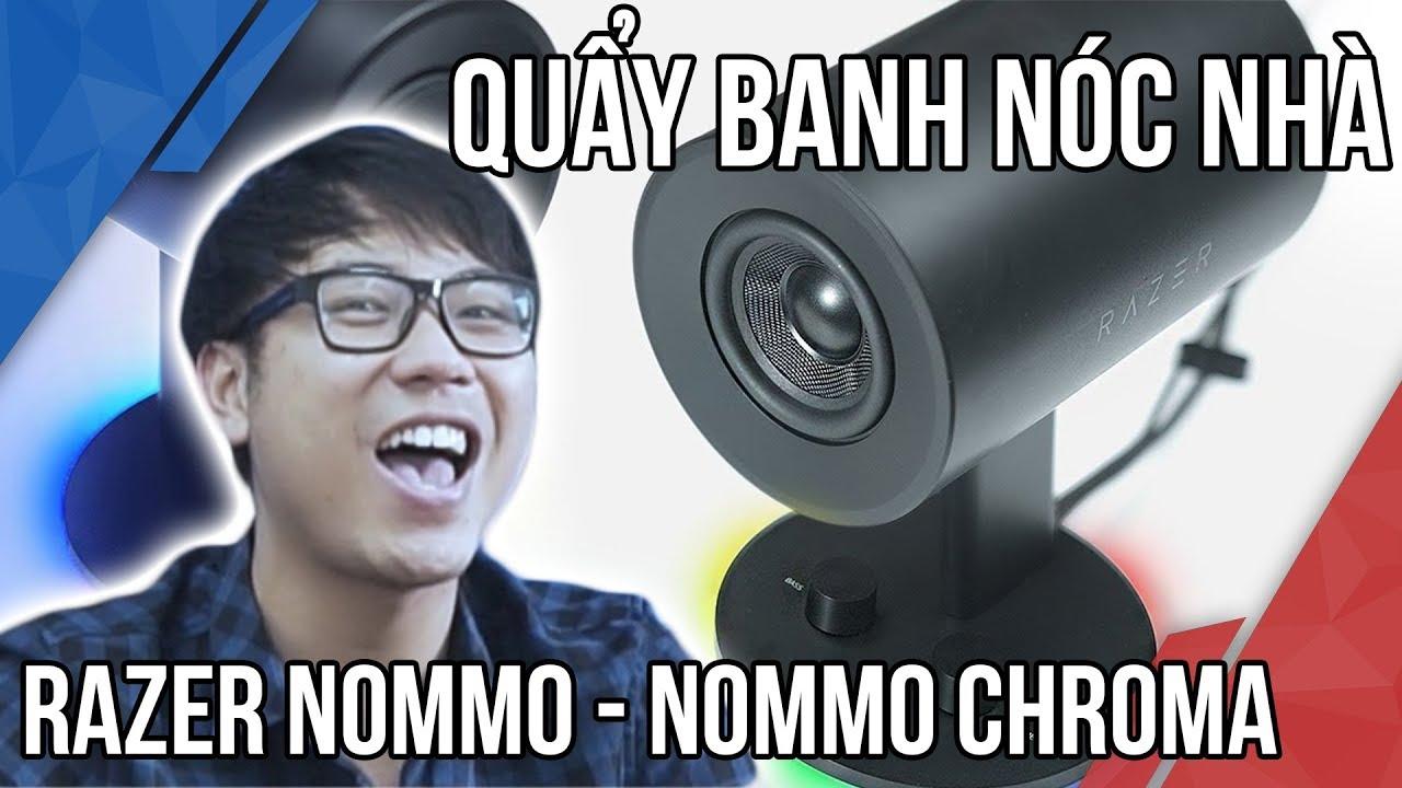 Razer NOMMO Và NOMMO Chroma: Dàn Hi-Fi cho game thủ | TNC Channel