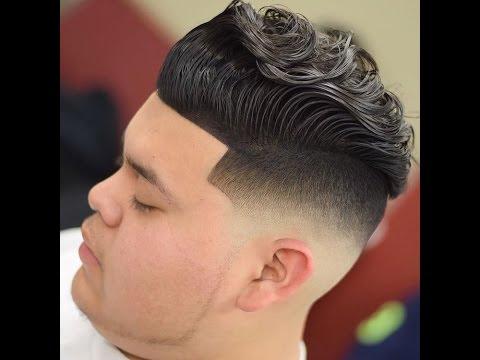 Rambut Pria Gemuk