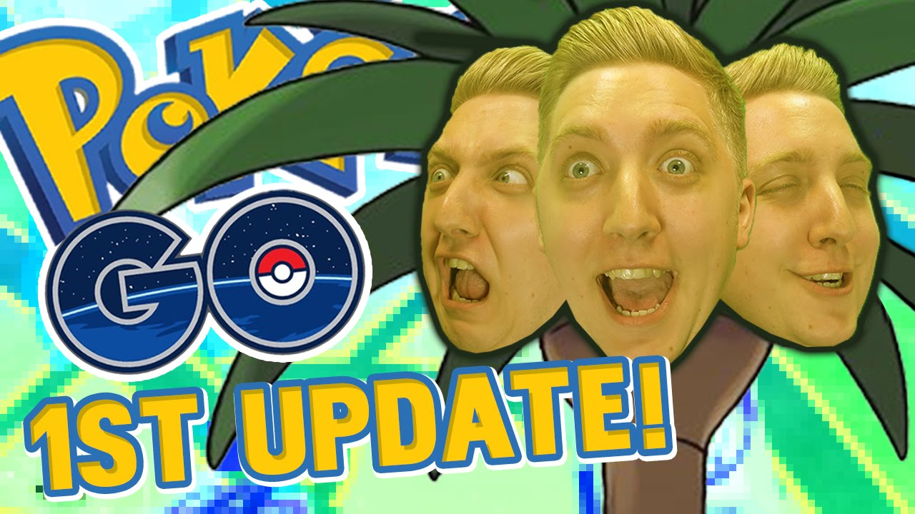 Pokemon Go Update 0310 Sunmoon Alola Reaction Youtube