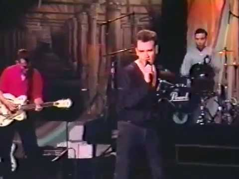 Morrissey Sing Your Life 1991 tonight show TV