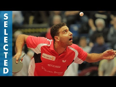 Tobias Rasmussen vs Omar Assar (TTBL Selected)