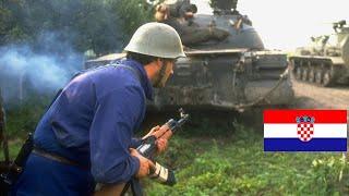 Hrvatska : la Croatie ou la mort  (1995)