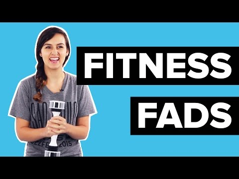 People Try Fitness Fad Products For The First Time