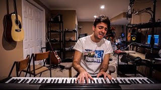 Rewrite The Stars - The Greatest Showman (COVER by Alec Chambers)