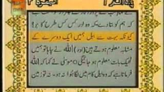 Video Para 01/30-Beautiful Quran Recitation with Urdu translation download MP3, 3GP, MP4, WEBM, AVI, FLV Juli 2018