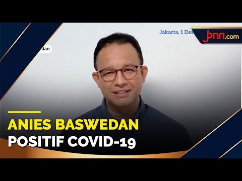 Positif Covid-19, Anies Baswedan: Saya Tetap Bekerja