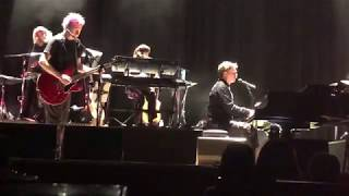 Rufus Wainwright: Imaginary Love / Going To A Town / Across The Universe, Tokyo 2019-03-28
